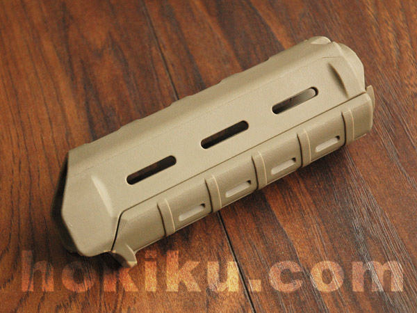 ACM Magpul PTS MOE M4 7inch Handguard - Black / Brown