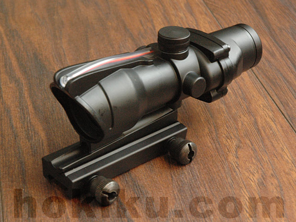 ACOG 4x32 Scope with Dummy Tritium