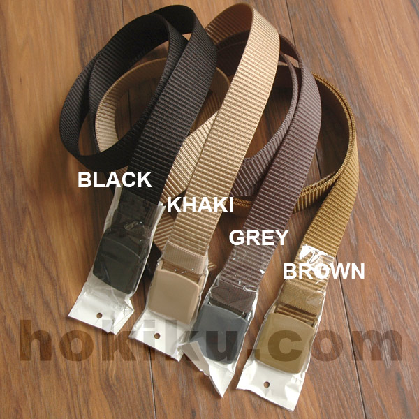 Ikat Pinggang Tactical Duty Belt Lighweight Polymer YKK Buckle
