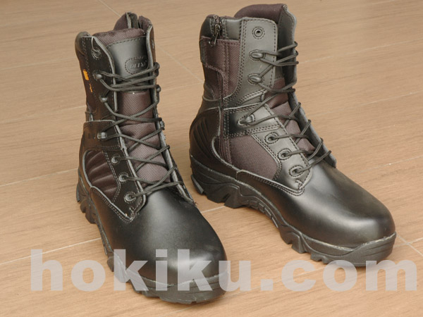 Tactical Delta Shoes - Black