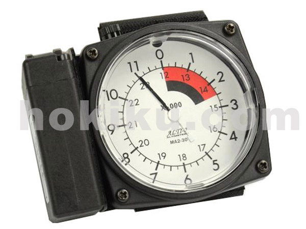 Element Military Altimeter Dummy
