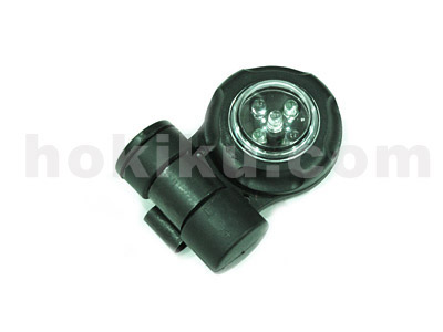 VIP Light Element - Black / Brown