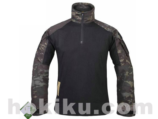 EMERSON Gen3 Combat Shirt - Multicam Black