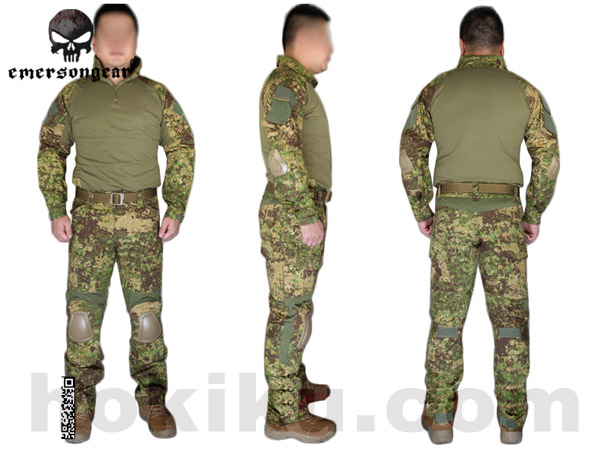 EMERSON Gen2 Combat Suit & Pants - Greenzone