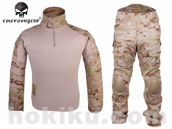 EMERSON Gen2 Combat Suit & Pants - Multicam Arid