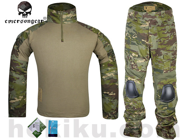 EMERSON Gen2 Combat Suit & Pants - Multicam Tropic