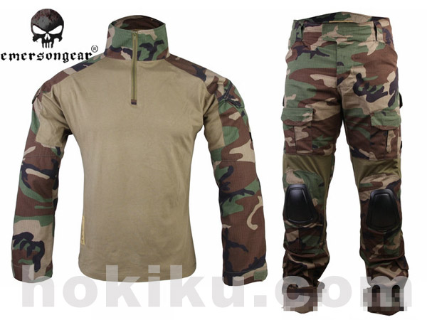 EMERSON Gen2 Combat Suit & Pants - Woodland