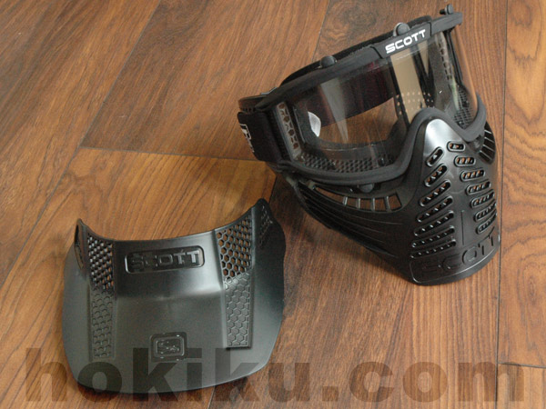 Full Mask Goggle SCOTT - Black
