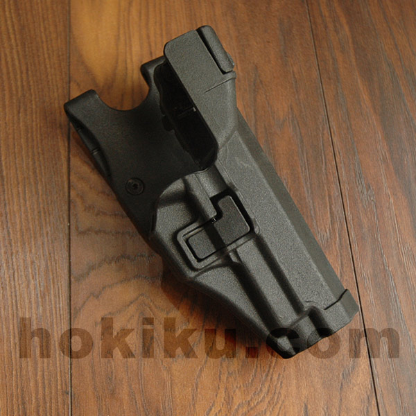 Holster SERPE Level 3 Style P226 - Black
