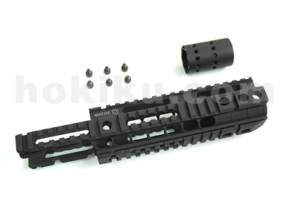 Noveske Free Float Handguard Rail 10inch Open Top
