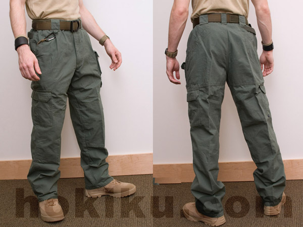 Pants Tactical 511 - Black / Tan / OD Green