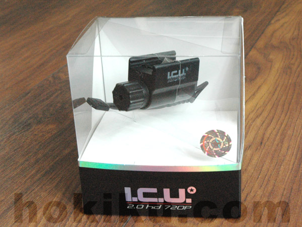 Plan Beta I.C.U. Integrated Camcorder Unit 2.0 hd 720p
