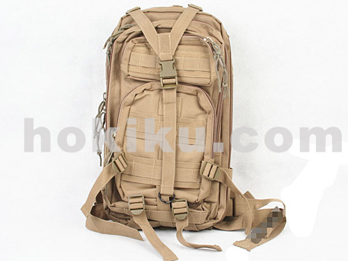 Ransel MOD Style (Black/Brown/OD/Multicam)