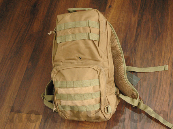 Ransel Hydration Bag - Brown