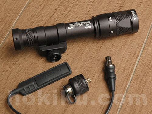 Flashlight SF M600V