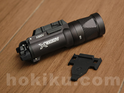 Flashlight SF X300V