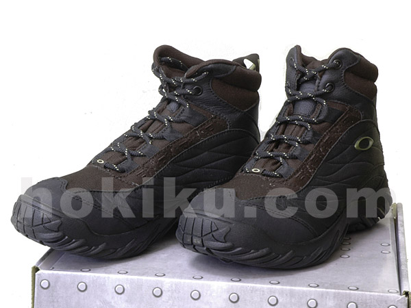 Tactical Shoes O Leather - Black