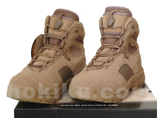 Tactical Shoes Bhawk TacAssault - Brown