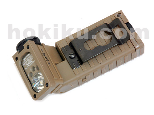Sidewinder Flashlight Emerson